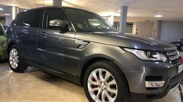 LAND-ROVER Range Rover Sport  HSE*PANORAMA*SERVICE HISTORY*