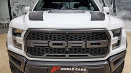 FORD F-150 F 150 Raptor 4x4 Luxury Package 802A, NUEVO MODELO