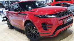 LAND-ROVER Range Rover Evoque  R-Dynamic S AWD D240 Black Package, NUEVO MODELO