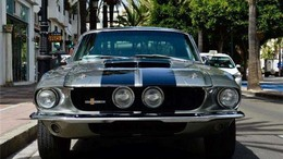 FORD Mustang  Fastback - Shelby GT500 Tribute 427 Big Block