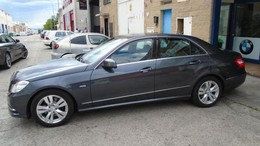 MERCEDES-BENZ Clase E  250 CDI BlueEFFICIENCY Avantgarde