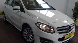 MERCEDES-BENZ Clase B  160 CDI AUTOMATICO BUSINESS