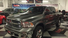 DODGE RAM 5.7L V8 HEMI  BIG HORN