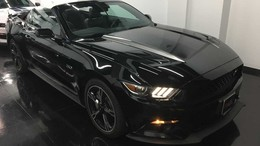FORD Mustang Convertible 5.0 Ti-VCT GT Aut.