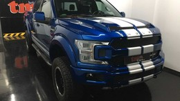 FORD F-150  SHELBY 755HP