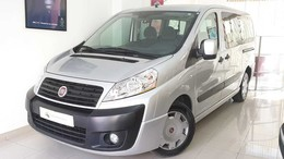 FIAT Scudo Panorama 10 Executive L 2.0Mjt 130 E5