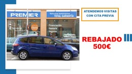 FORD S-Max 1.6TDCI Trend