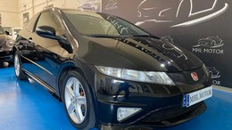 HONDA Civic 2.2i-CTDI Type S