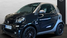 SMART Fortwo Coupé 66 Ushuaïa Limited Edition Aut.
