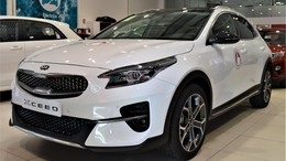 KIA XCeed 1.6 T-GDi Eco-Dynamics DCT Emotion