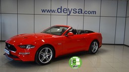 FORD Mustang  NUEVO  CONVERTIBLE GT 5.0 Ti-VCT V8 336KW (450CV) 6v. Euro 6.2