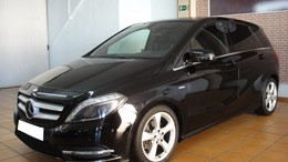 MERCEDES-BENZ Clase B 180CDI BE 7G-DCT