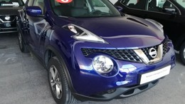 NISSAN Juke 1.6 N-Connecta 4x2 112