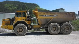 Volvo A 35 C 6x6