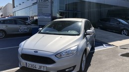 FORD Focus 1.6 TI-VCT Trend+ (flotas)