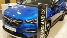 OPEL Grandland X 1.2 TURBO   AUTO ULTIMATE