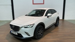 MAZDA CX-3 2.0 Luxury Pack White 2WD 120