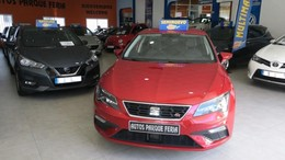 SEAT León 1.5 EcoTSI S&S FR Fast Edition Plus 150