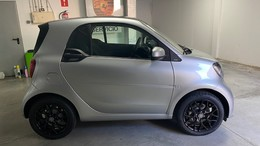 "SMART Fortwo COUPÉ 66 PASSION AUTOMÁTICO ""IVA DEDUCIBLE"""