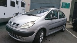 CITROEN Xsara Picasso 2.0HDi Exclusive