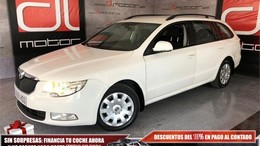 SKODA Superb Combi 2.0TDI CR Comfort