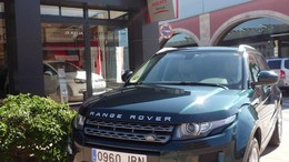 LAND-ROVER Range Rover Evoque 2.2L ED4 PURE TECH 4X4