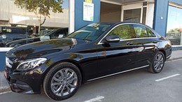 MERCEDES-BENZ Clase C 220CDI BE Avantgarde 7G Plus 4M