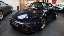 PORSCHE 911 3.3 Turbo Coupé