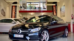 MERCEDES-BENZ Clase C Coupé 220CDI BE Sport Edition 7G Plus