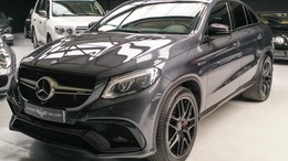 MERCEDES-BENZ Clase GLE Coupé 63 AMG S 4Matic Aut.