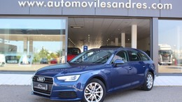 AUDI A4 Avant 2.0TDI Advanced edition 110kW