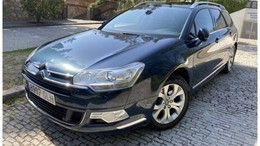 CITROEN C5 Tourer 2.2HDI Exclusive