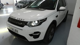 LAND-ROVER Discovery Sport 2.0TD4 Pure 4x4 Aut. 150