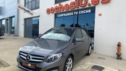 MERCEDES-BENZ Clase B Classe 160 CDi 7G-DCT Business Edition