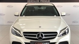MERCEDES-BENZ Clase C 220CDI BE Avantgarde Edition 7G Plus 4M
