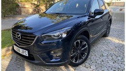 MAZDA CX-5 2.0 Luxury 4WD Aut.