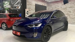 TESLA Model X Performance Ludicrous AWD