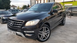 MERCEDES-BENZ Clase M ML 250BlueTec 4M 7G Plus