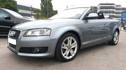 AUDI A3 Cabrio 2.0TDI Attraction