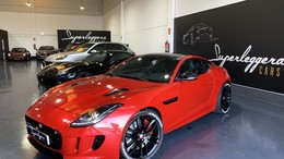 JAGUAR F-Type Coupé 5.0 V8 R AWD Aut. 550