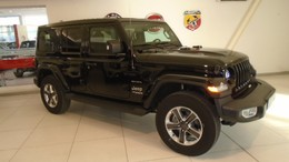 JEEP Wrangler  Unlimited SAHARA 2.2 8ATX E6D UNLIMITED