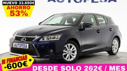 LEXUS CT Ct200h 200h 1.8 136cv Executive 5p Navibox Auto # IVA DEDUCIBLE