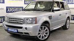 LAND-ROVER Range Rover 4.2 V8 Supercharged Aut.