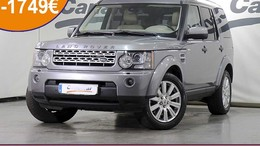 LAND-ROVER Discovery 3.0SDV6 HSE 255 Aut.