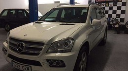 MERCEDES-BENZ Clase GL 350 CDI 4M BE 265/ACEPTO VEHICULO