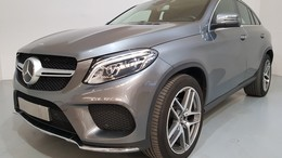 MERCEDES-BENZ Clase GLE  Coupe 350 d 4Matic (292.324)