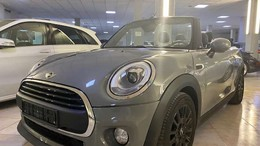 MINI Mini Cooper D Cabrio *CHILLI*AUTO*EXCLUSIVE LINE*