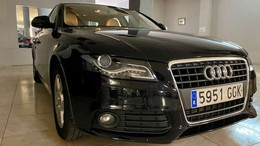 AUDI A4  *TDI*MANUAL*XENON*LED*CUERO BEIGE*
