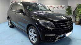 MERCEDES-BENZ Clase M ML 350 4M 7G Plus