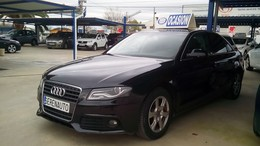 AUDI A4 2.0TDI Advanced Edition DPF 143